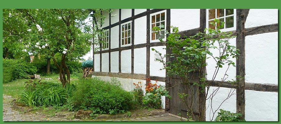 Clausmeyer Hof in Tecklenburg-Brochterbeck - Gruppenhaus, Ferienunterkunft und Kulturzentrum